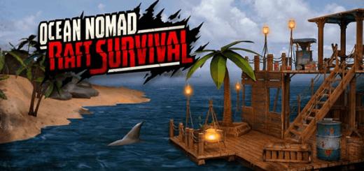 Survival on Raft Ocean Nomad
