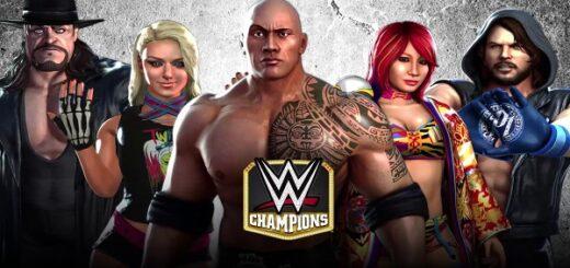 WWE Champions 2021 apk mod