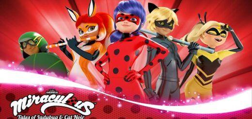 Miraculous Ladybug & Cat Noir
