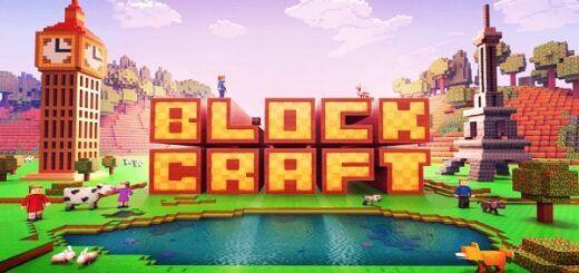 Block Craft 3D Simulador Grátis: Jogos de Aventura
