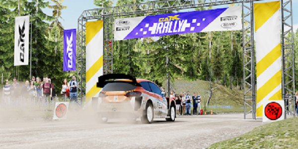 CarX Rally apk mod