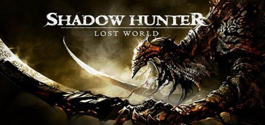 Shadow Hunter Lost World apk mod
