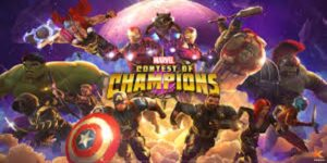 MARVEL Contest Of Champions top jogos apk mod