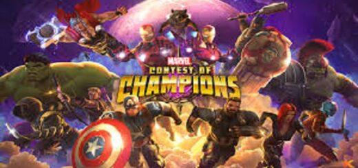 MARVEL Contest Of Champions top jogos apk mod