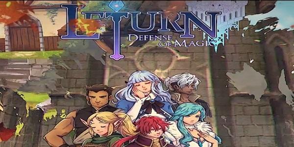 Leturn - RPG Offline Tower Defense of Magic