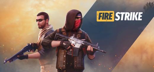 Fire Strike Online apk mod