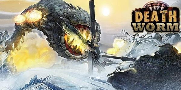 Death Worm top jogos apk mod